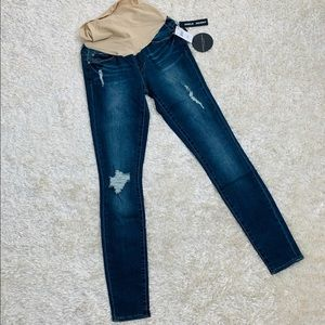 Articles Of Society Size 26 Sarah Maternity Jeans